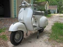 Hemmings Find Of The Day 1964 Vespa GS 160