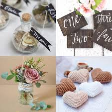 Rustic Wedding 5 DIY And Handmade Table Decorations