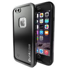 iPhone 6 6S Waterproof Case Ghostek Atomic 2 0 Silver