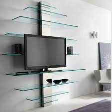 Retail Wall Mounted Shelving