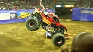 100 Monster Trucks Fresno Ca El Diablo At Jam Savemart Center In CA 2015 YouTube