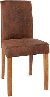 invicta interior edler esszimmerstuhl kolonialstil genua whisky braun esszimmer stuhl konferenzstuhl vintage look beine aus sheesham massivholz