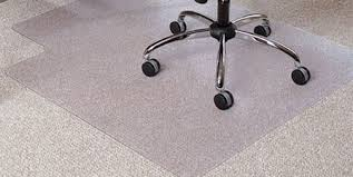 Glass Chair Mat Canada by Office Chair Mats Office Furniture Accessories