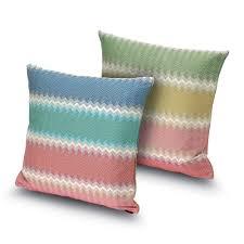 100 Missoni Sydney Westminster Pillow 100 40x40cm