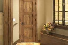 Rustic Craftsman Interior Closet Do