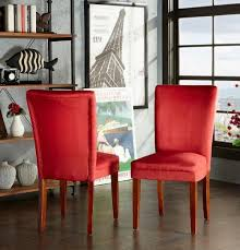 Parsons Dining Chairs Upholstered by What Are The Advantages Of An Upholstered Dining Chair For Home