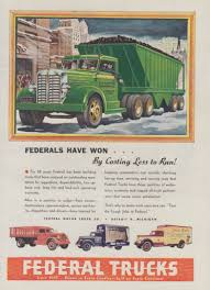 100 Truck Paper Mn A E Carter Ing Cloquet MN Coal By Federal Ad 1948 Var At