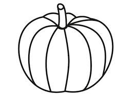 Free Printable Pumpkins Pumpkin Coloring Pages For Toddlers Best Of
