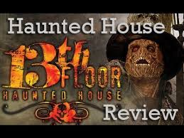 13th Floor San Antonio Tx by 13th Floor San Antonio Haunted House Review Youtube