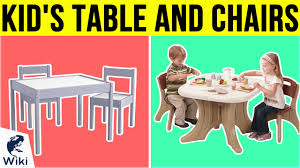 Top 10 Kid's Table And Chairs Of 2019 | Video Review Chairs Plastic Smyths Home Bargains Wooden Kids Gumtree Childrens Children Card Table And Chairs Card Table And Chair Sets Fniture Bungee At Target For Inspiring Unique Design Child Chair Tables Child Enchanting Small Round Ding Argos Charming Podge Cosco 6 Foot Centerfold Folding Black Uberraschend White Counter High Garden A 57 Toddler Teak Camping Rent Depot Tips Perfect Any Space Within The House Excellent Childs Activity Play Kid Little