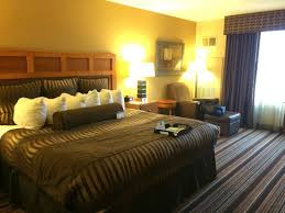 Big room with king size bed Picture of Best Western Plus