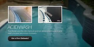 pool tile cleaning and repair pool rehab