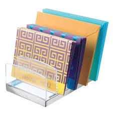 durchsichtig und silberfarben schminkaufbewahrung mit 5