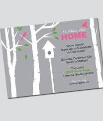 Housewarming Party InvitationNo Place Like Home