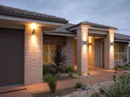 Exterior Home Lighting Ideas Designer For Exemplary Collection Front House Images