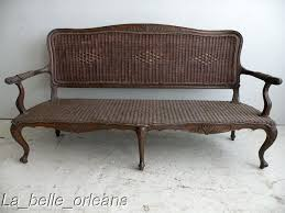 A Fine And Extremely Rare French Colonial Sofa In The Louis XV Style