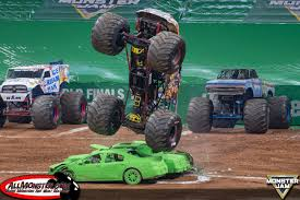 100 Monster Trucks Atlanta Jam Photos 2018 Stadium Championship Series 1 Final