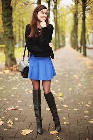 Skater Skirts Fashion For Stylish Ladies 13