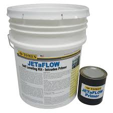 Self Leveling Floor Resurfacer Exterior by Jetaflow Concrete Repair 50 Lb Pail 15f509 Gra 410 Grainger