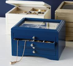 Andover Small Jewelry Box   Pottery Barn   House*   Pinterest ... Pottery Barn Jewelry Box Glass Jewellery And Box Interior Personalized Faedaworkscom A Simple Kind Of Life The Big 27 Wolf Mckenna Jewelry My Collection Youtube Pottery Barn Kids Bunny Train Case Pbk Bunny Train Case Mirrored Costco Target Antique Silver Fine Living For Less Pottery Barn Kids Mercari Buy Sell Things You Love Medium Jewellery Leather Au Monogrammed Big Girl From Diamonds