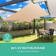 Waterproof Shade Sail Cloth Rectangle Triangle Square Sand Sun ... Patio Ideas Sun Shade Sail Canopy Gazebo Awning Pergola Lyshade 12 X Triangle Uv Block Canvas Awnings Design Canopies Shades Shade Layout Plans Inspiration Top Middle Designs For Playgrounds Ssfphoto2jpg Gotshade Sails Systems Quictent Square Rectangle 14 Size Sand 165 Yard Garden Blocking Claroo Coolhaven 18 Ft Large Hayneedle