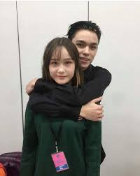 Vernon & His Cute Little Sister | Vernon❤ | Pinterest | Vernon ...
