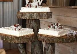 Rustic Wedding Cake Tables New Tree Decorating Ideas Rustic