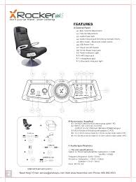 BT21 X ROCKER CHAIR User Manual ACE BAYOU CORP. Cheap Pedestal Gaming Chair Find Deals On Ak Rocker 12 Best Chairs 2018 Xrocker Infiniti Officially Licensed Playstation Arozzi Verona Pro V2 Pc Gaming Chair Upholstered Padded Seat China Sidanl High Back Pu Office Buy Xtreme Ii Online At Price In India X Kids Video Home George Amazoncom Ace Bayou 5127401