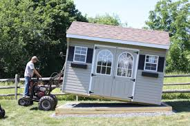 Delaware Sheds And Barns by Storage Shed Delivery With The Mule Sheds Unlimited
