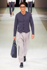 Echoes Of Armani By Giorgio For Spring Summer 2015