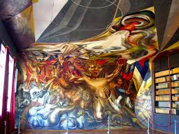 David Alfaro Siqueiros Murales Con Nombre by Programa Escuelas México