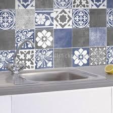 stickers cuisine carrelage stickers carrelage mural cuisine maison design bahbe com