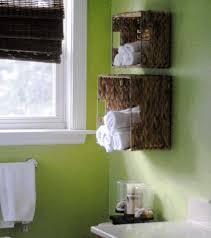 diy bathroom organizer bronze colored washbasin wide