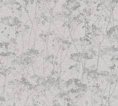 schöner wohnen tapete blumen vintage grau 35954 3