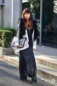 Japanese Fashion Tokyo Street