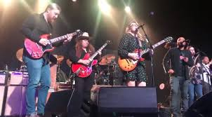 100 Derek Trucks Father Marcus King MKB Members Guest With Tedeschi Band In
