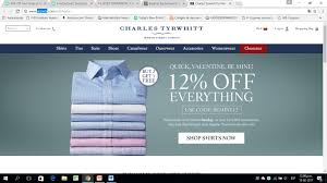 Charles Tyrwhitt Coupon Free Shipping 2018 / Ashley Stewart ... Alibris Voucher Code Dna Testing For Ancestry Nba Store Coupons Promo Codes Discounts Black Friday Gbes Leed Coupon Myrtle Beach Restaurant Coupons 2018 Birchbox Man Coupon Free Nfl Coasters With Subscription All Sales Go Here The Yordie World Mixers Forum Solbari Rewards And Promotions Solbari Uk Sun Protection Free Gift Discount Extension Magento 1 By Creativeminds Events Uniqso Sale Buy One Get All Day Sale Ce Coupon