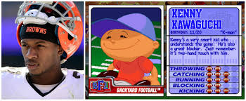 Which Characters From 'Backyard Football' Are The 2015 Cleveland ... Backyard Football Scummvm Artwork Box Back Fresh 10 Vtorsecurityme Unique Characters Amazoncom Sports Rookie Rush Xbox 360 Off The Wood Comics 3 Good Bull Hunting Burst Speed Camp Test Coaching Youth Gba Season Play Game 1 Part 2 Youtube 2004 Screenshots Hooked Gamers 2002 Neauiccom 2006 Usa Iso Ps2 Isos Emuparadise