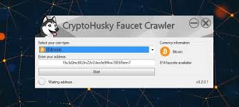 cryptogods cryptohusky faucet crawler original secure free