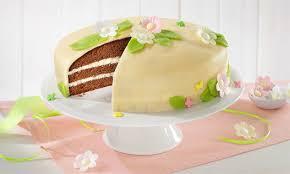 schoko vanilla marzipan torte