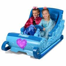 Frozen Bathroom Set At Walmart by Disney Frozen 12 Volt Ride On Sleigh Walmart Com