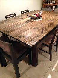 Pallet Kitchen Table Dining Wood Plans