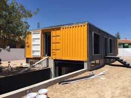 100 Sea Container House Reused In Mutxamel Construction21