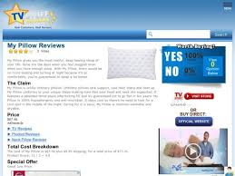 My Pillow Reviews Too Good to be True