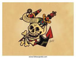 Sailor Jerry Tattoo Designs Pin Ups 10