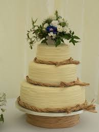 Buttercream Iced Wedding Cake