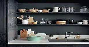 deco etagere cuisine un rangement cuisine déco même sans placards