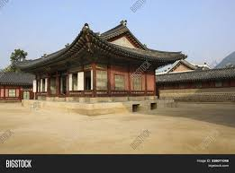 104 South Korean Architecture Traditional Image Photo Free Trial Bigstock