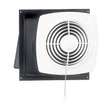 Humidity Sensing Bathroom Fan Wall Mount by Shop Broan 8 Sone 470 Cfm White Bathroom Fan At Lowes Com