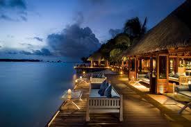 100 Conrad Island Resort Architecture Maldives Rangali WATG